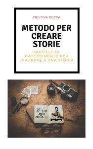 Metodo per creare storie (copertina e-book)